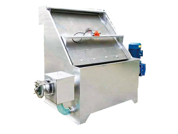 斜筛式固液分离机